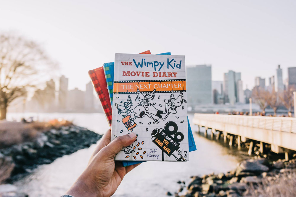 How The Wimpy Kid Team Gets Things Done Dropmark