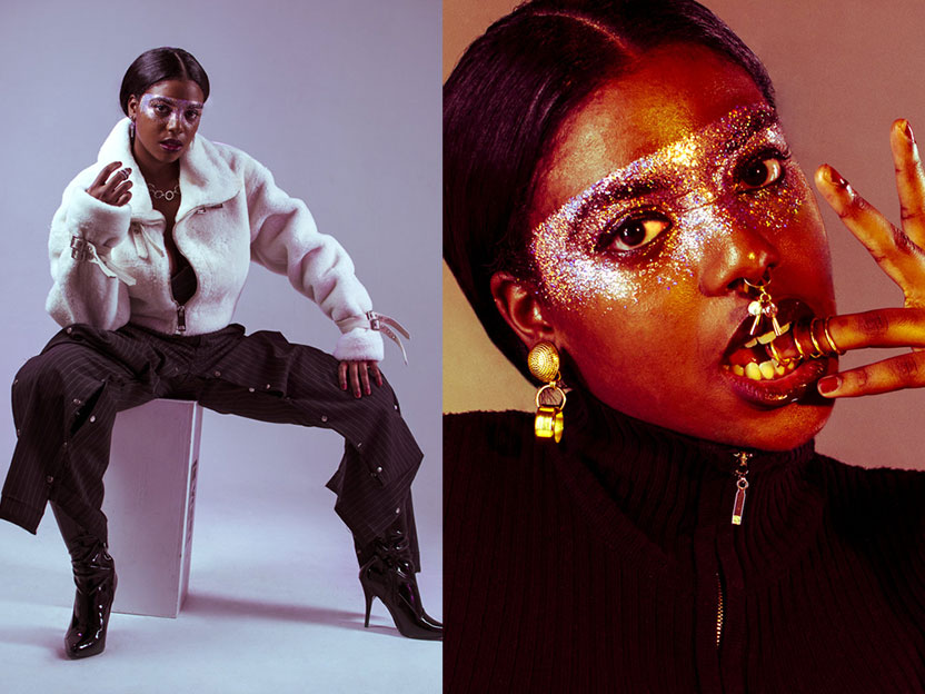 Images of Xhosa for Glassbook Mag