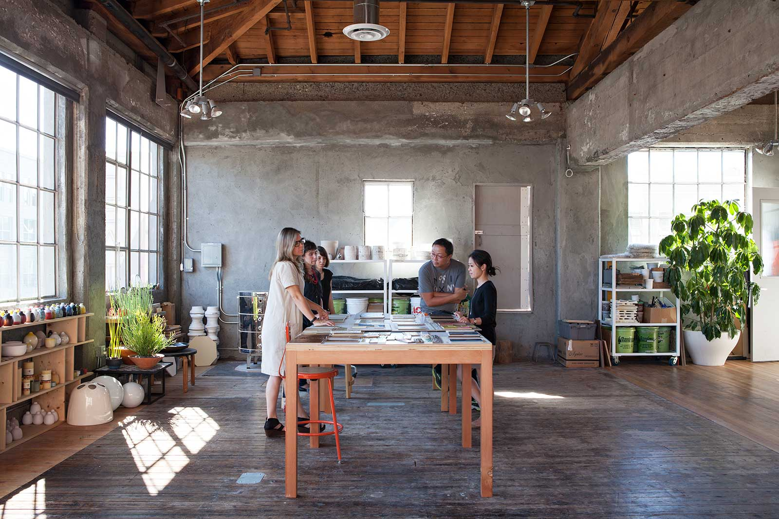 How Heath Ceramics Gets Things Done Dropmark